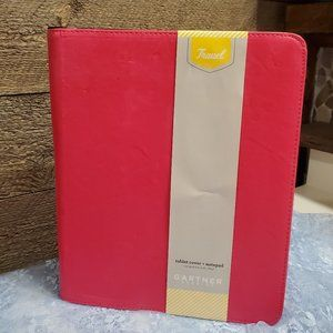 Pink Tablet Cover and Notepad Ipad